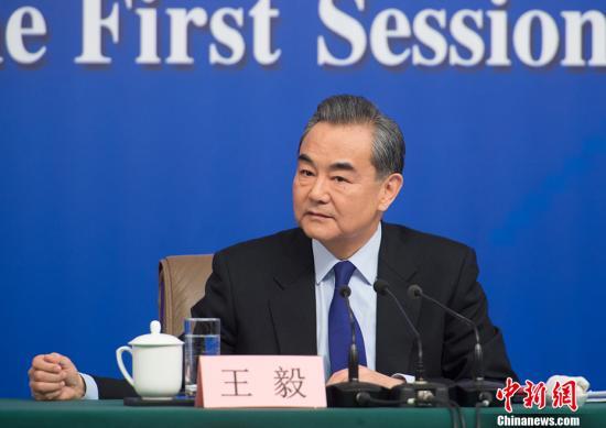 中国外交部大规模变阵 早定大局