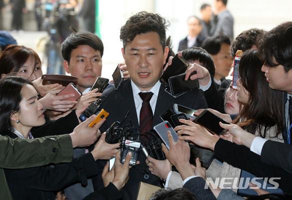 朴槿惠律师:只是一审 真相终会大白