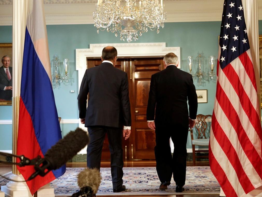 到处开炮 美宣布对俄罗斯实施新一轮制裁