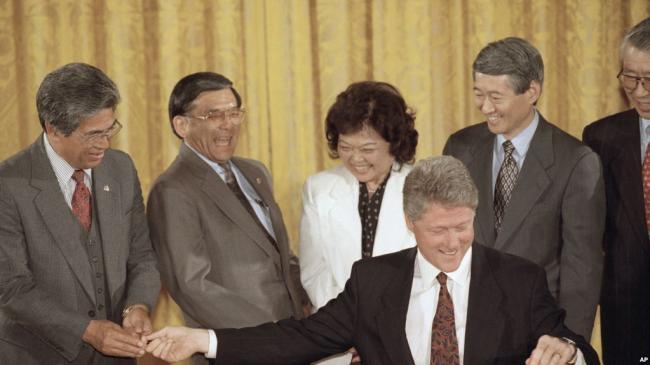 夏威夷前华裔参议员李硕辞世享年93岁