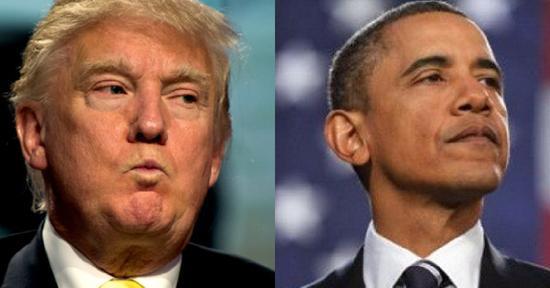 美议员喊话川普:作为总统别老骂奥巴马