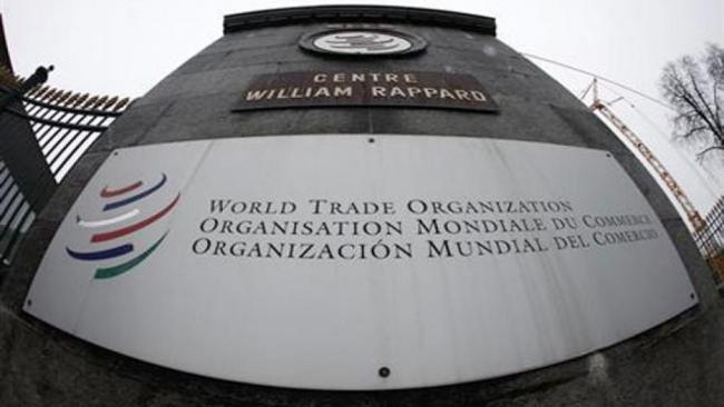 美国中国在WTO打架 台湾摩拳擦掌求参战