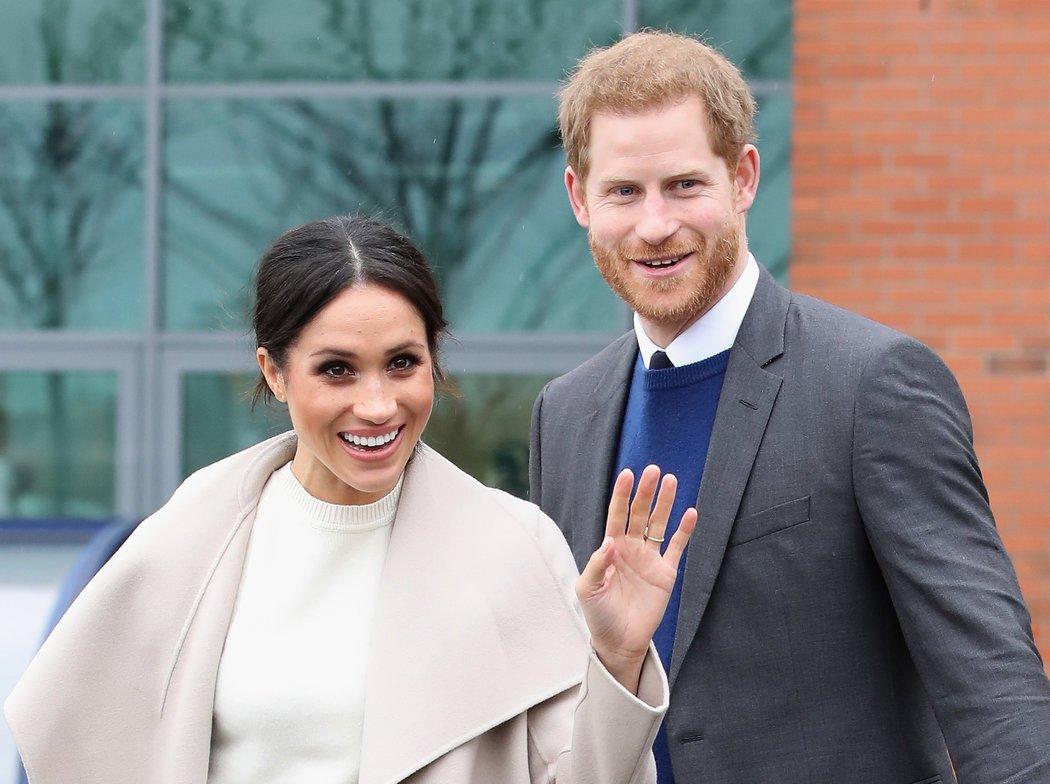 哈里王子不会邀请川普 婚礼这些细节曝光