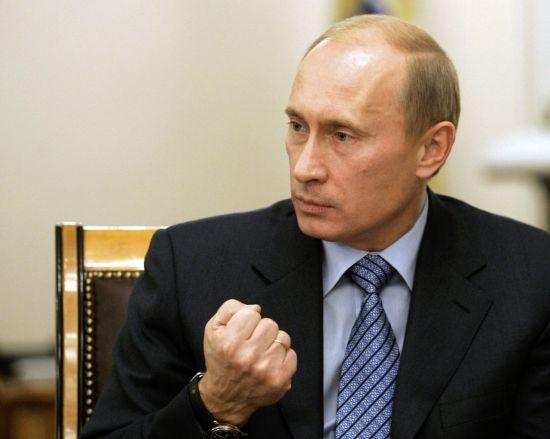 俄股闪崩!美国要打叙 普京最大挑战来了