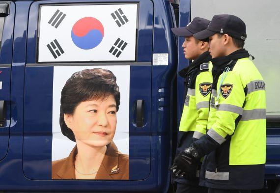 财产不够罚款 朴槿惠如何缴纳180亿韩元
