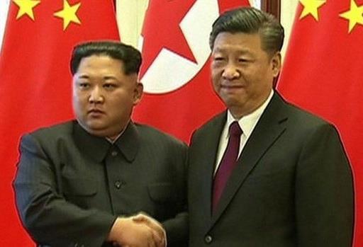 习近平已经承认北韩拥核国地位