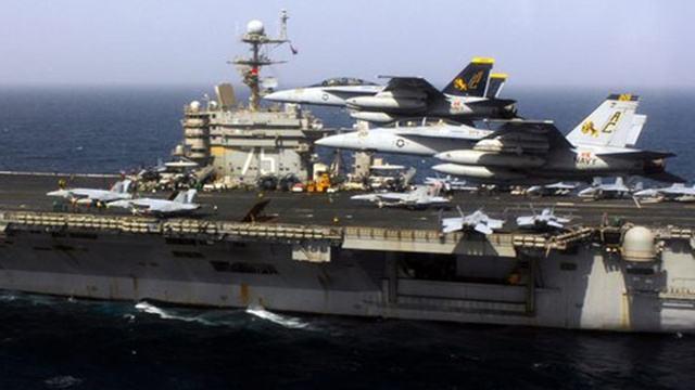 惊人真相:俄军能在地中海击沉美航母?