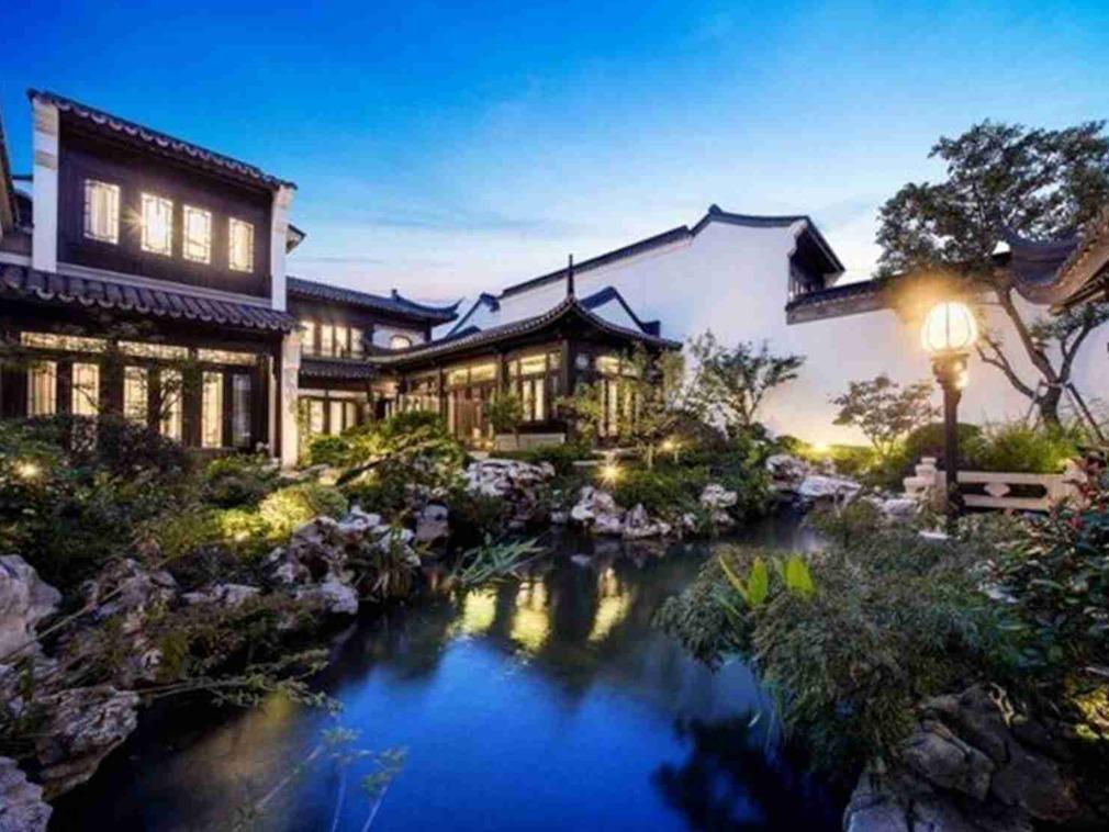苏州桃花源居首 揭秘中国十大超级豪宅