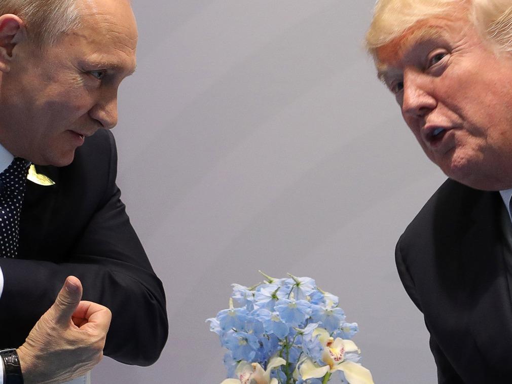 白宫称川普想和普京谈谈 俄罗斯如此回应