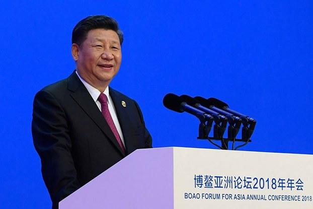 习近平俨然已是世界经济论坛的核心