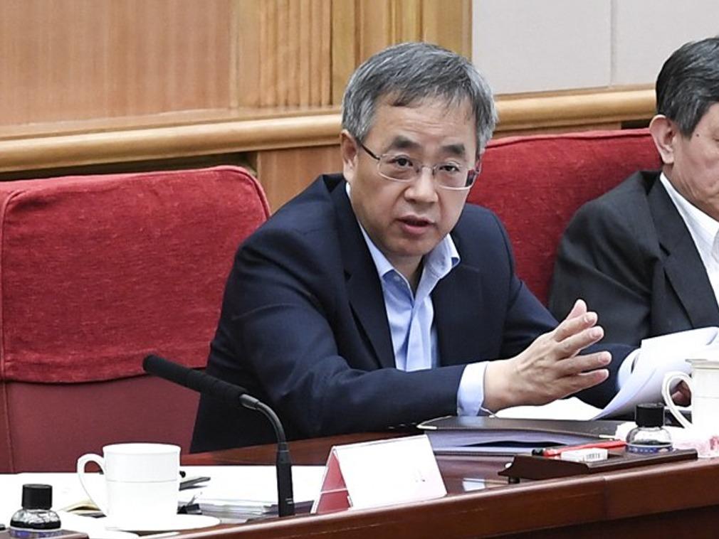 胡春华分工逐渐清晰 对外经贸非刘鹤接管