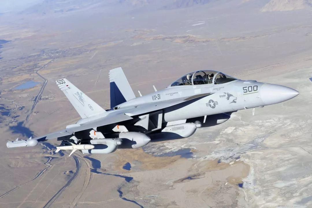 美最强舰载电子战机 认定南海遭中国干扰