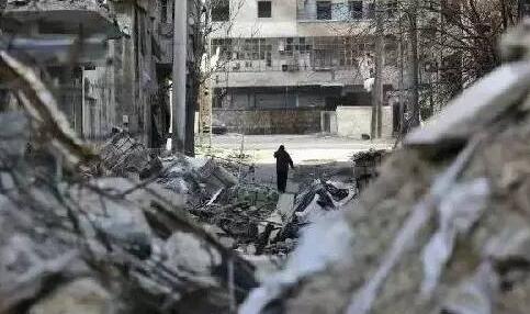 叙政府军发现毒气实验室 内有英国武器