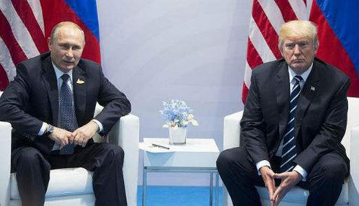 俄:普京和川普绝不许美俄发生军事对抗