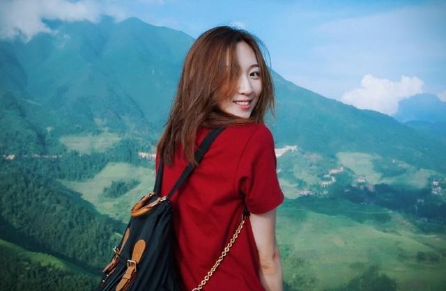中国女排又一女神 莞尔一笑美出天际
