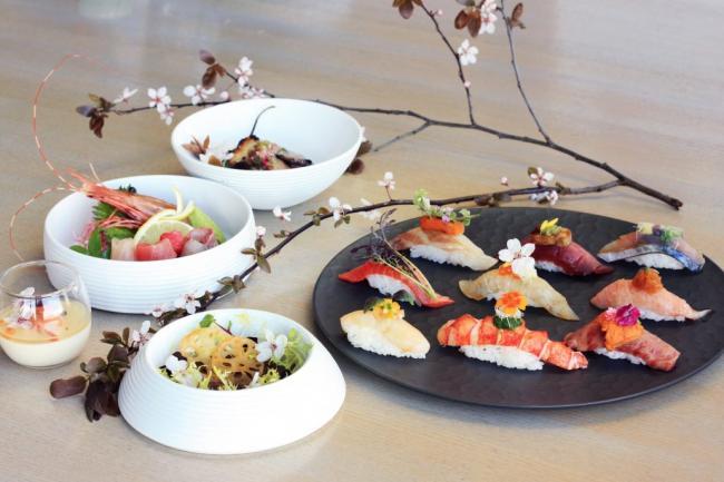 美食:樱花季  把春天品在花宴里