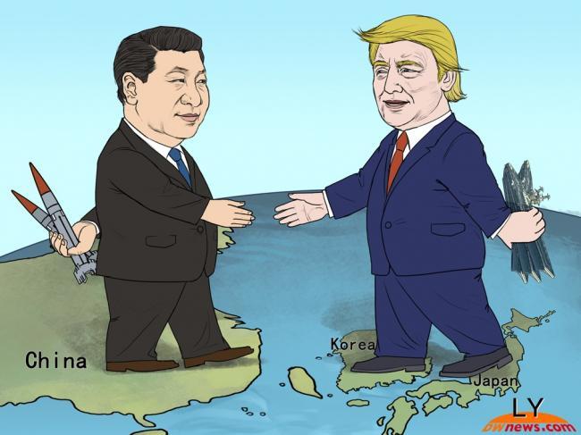 正在集结中的新冷战两大营垒