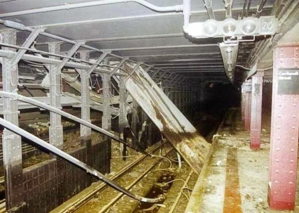 纽约911恐袭被毁车站 将于今年十月重开