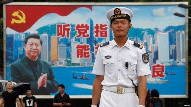 中国抗衡美日印,杀入印度洋
