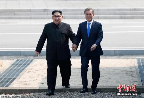 多视角回顾韩朝会晤:形式丰富 看点十足