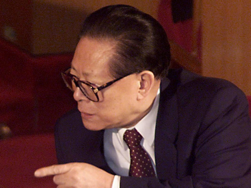 扬州党报发推墙言论内幕曝光 江泽民躺枪