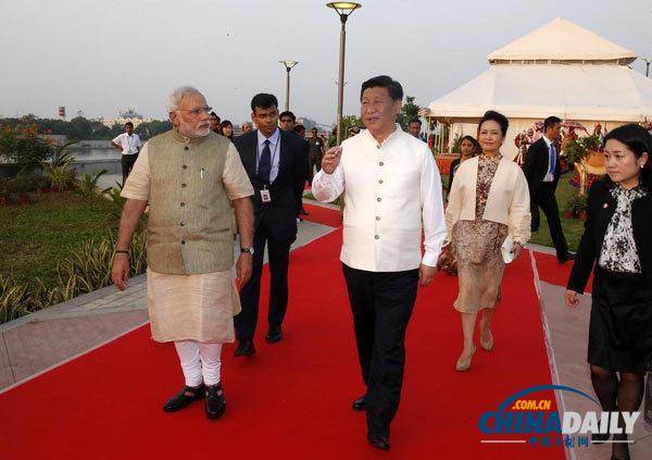 印度对中国彻底服软  再也硬不起来