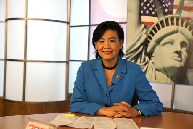 共和党竞选人竟用种族歧视语侮辱赵小兰