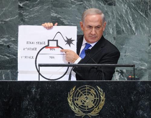 伊朗军方:以色列不久将从地球上消失