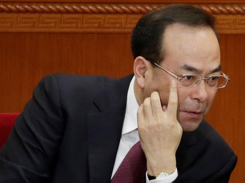 孙政才被判处无期 陈敏尔还会继续批判