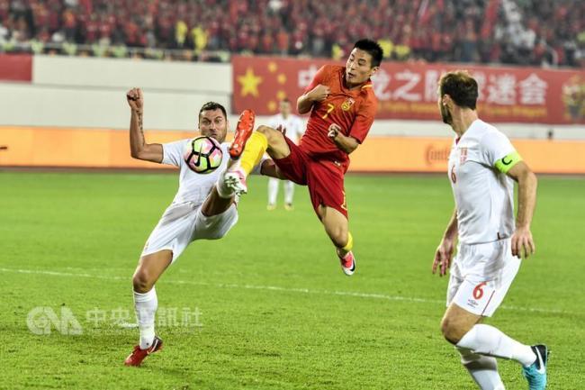 中国无缘世界杯  中国人赴俄游兴不减