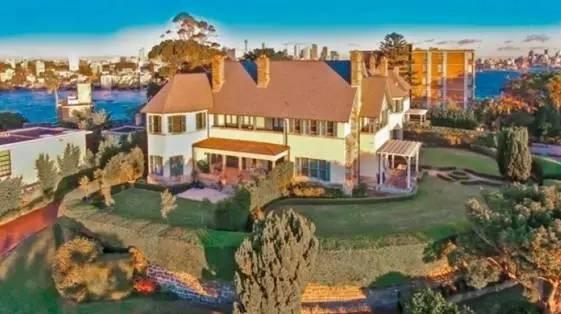一大波中国明星在澳洲的豪宅被曝光
