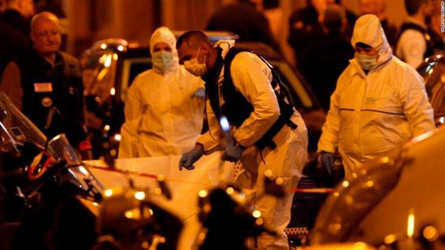 巴黎歹徒持刀袭击致1死8伤 高喊真主至大