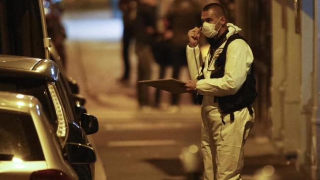 车臣激进伊斯兰首次攻击  震动法国