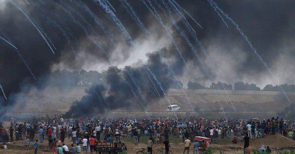 """死亡数飙升 以色列被控""""可怕屠杀"""""""