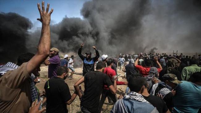 加萨血腥冲突   美国归咎哈玛斯