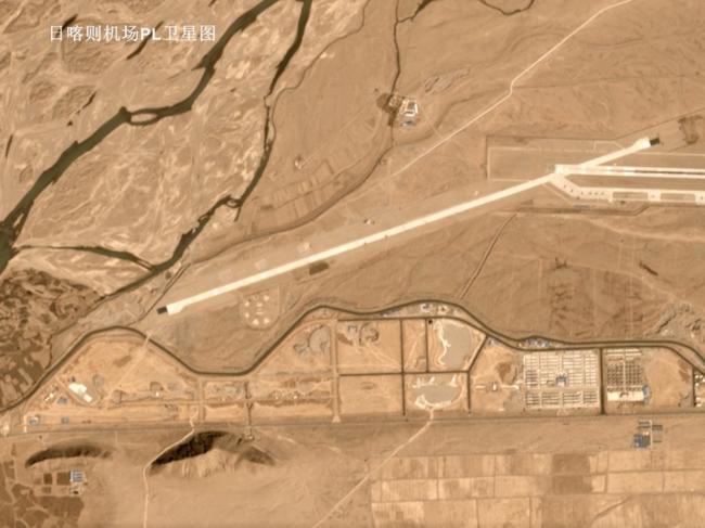 解放军大规模扩建中印边境3大机场