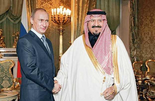 沙特宣布叛变美国 川普怒:油价下跌10倍