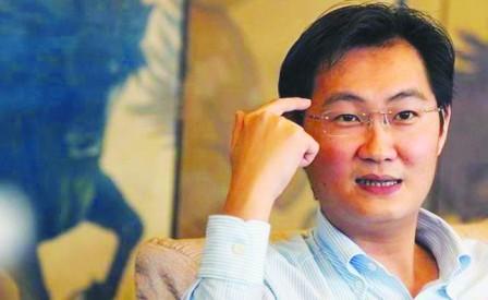 马化腾成华人首富 中国有338位亿万富豪
