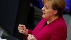 德国总理默克尔。(路透社)