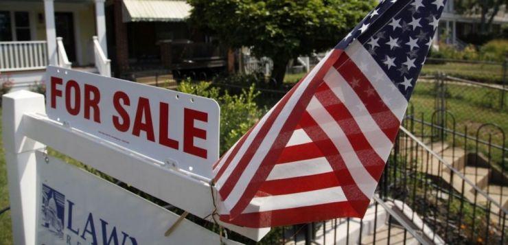美国房价涨幅12年来最大 真正原因是?