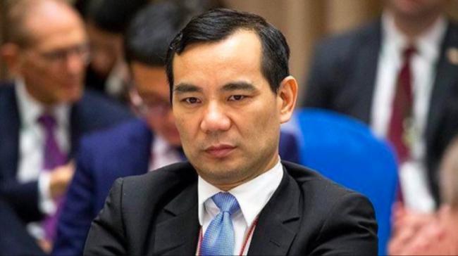吴小晖不服   已提起无罪上诉