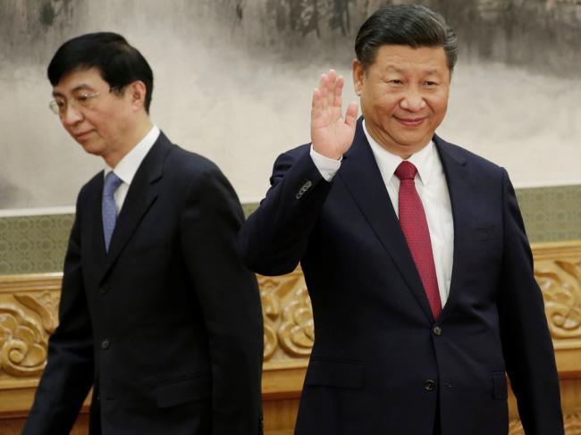 最神秘政治局常委王沪宁  另一重要使命
