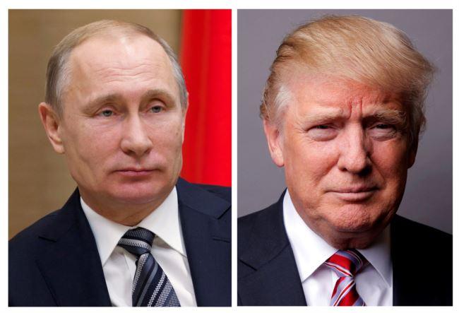 媒体:白宫开始筹划美俄首脑会晤