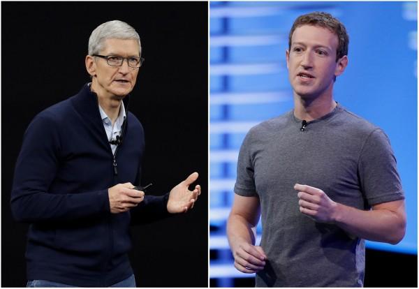 苹果与Facebook闹翻
