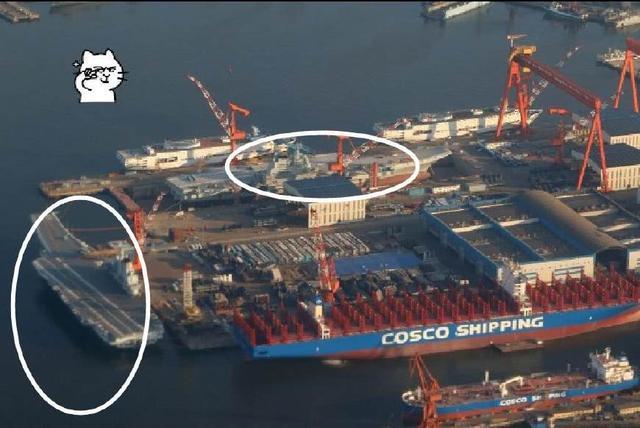 史无前例的震撼照:中国6艘最强军舰集合