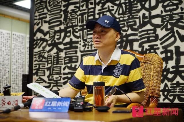 崔永元谈7.5亿阴阳合同再爆料 没这回事