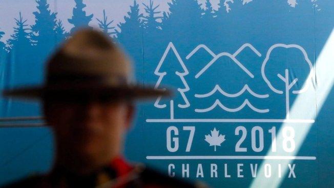 G7峰会大戏登场:六大工业国围攻川普