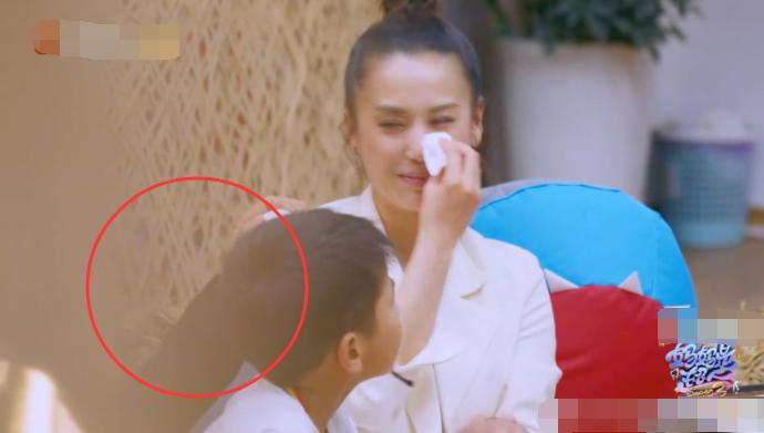 崔永元爆料后 杨子被剪 黄圣依哭了