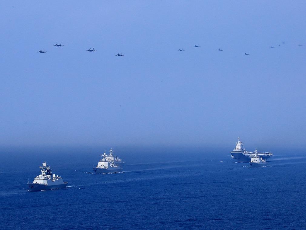 英国军舰巡航南海 或被中国杀鸡儆猴
