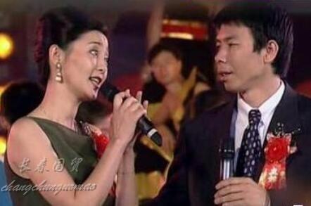 徐帆冯小刚当年的婚礼现场照曝光